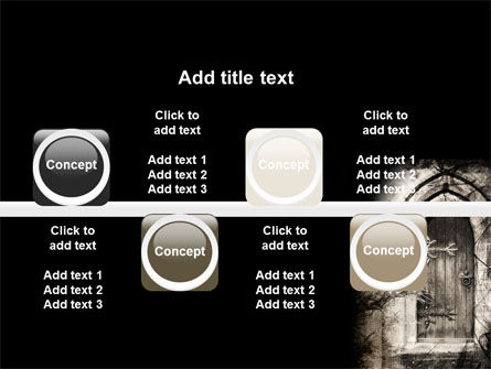 Old Door PowerPoint Template Slide 19