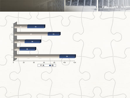 Business Center Puzzle PowerPoint Template Slide 11