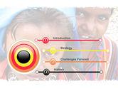 Children Around The World PowerPoint Template#3