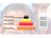 Children Around The World PowerPoint Template#8
