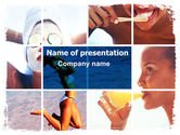 People: Healthy Life PowerPoint Template #06315