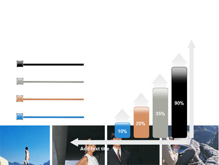 Business Climbing Lifestyle PowerPoint Template Slide 8
