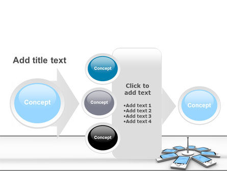 Wi-Fi Point PowerPoint Template Slide 17