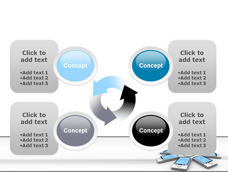 Wi-Fi Point PowerPoint Template Slide 9