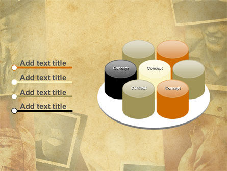 Vintage Photo Frame PowerPoint Template Slide 12