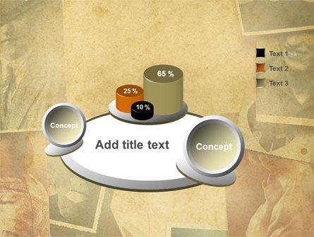 Vintage Photo Frame PowerPoint Template Slide 6