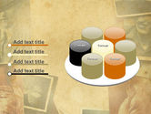 Vintage Photo Frame PowerPoint Template#12