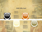 Vintage Photo Frame PowerPoint Template#18
