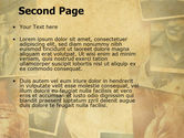 Vintage Photo Frame PowerPoint Template#2