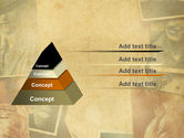 Vintage Photo Frame PowerPoint Template#4