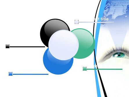 Digital Eye PowerPoint Template Slide 10