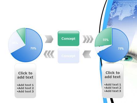 Digital Eye PowerPoint Template Slide 11