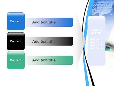 Digital Eye PowerPoint Template Slide 12