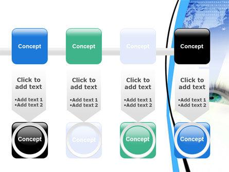 Digital Eye PowerPoint Template Slide 18