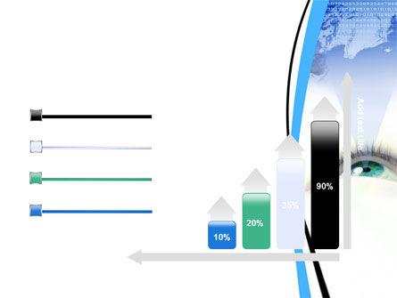 Digital Eye PowerPoint Template Slide 8