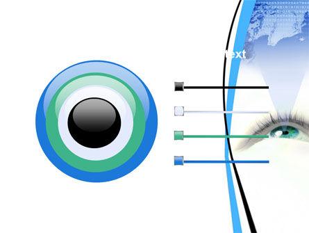 Digital Eye PowerPoint Template Slide 9