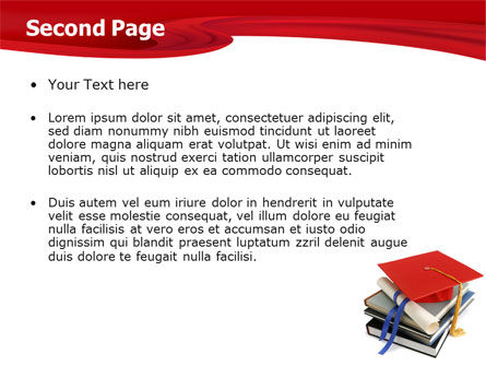 Higher Education PowerPoint Template, Slide 2, 06324, Education & Training — PoweredTemplate.com