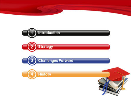 Higher Education PowerPoint Template, Slide 3, 06324, Education & Training — PoweredTemplate.com