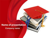 Education & Training: Higher Education PowerPoint Template #06324