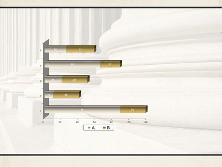Doric Columns PowerPoint Template Slide 11