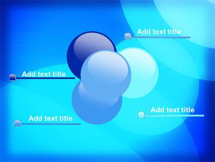 Blue Geometry Free PowerPoint Template Slide 10