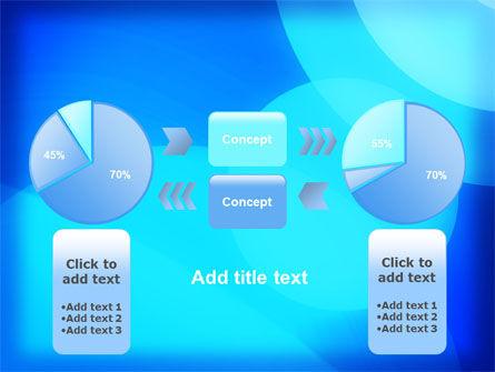 Blue Geometry Free PowerPoint Template Slide 11