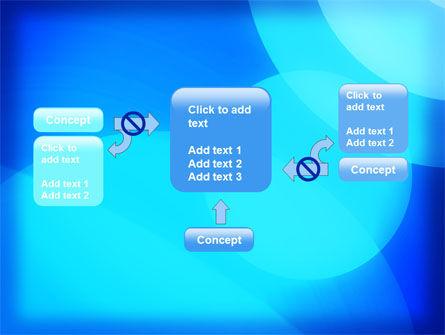 Blue Geometry Free PowerPoint Template Slide 13