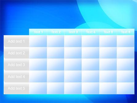 Blue Geometry Free PowerPoint Template Slide 15