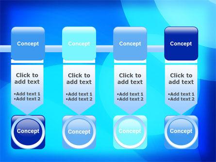 Blue Geometry Free PowerPoint Template Slide 18