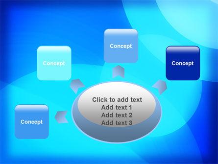 Blue Geometry Free PowerPoint Template Slide 7