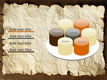 Grunge Autumn Theme PowerPoint Template Slide 12