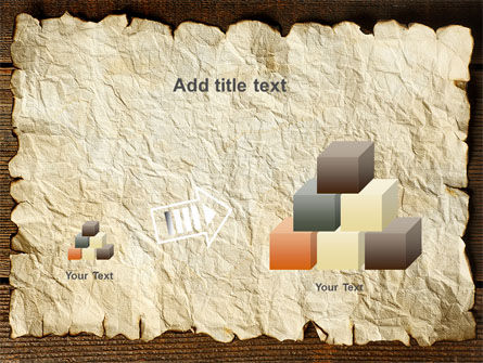 Grunge Autumn Theme PowerPoint Template Slide 13