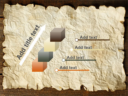 Grunge Autumn Theme PowerPoint Template Slide 14