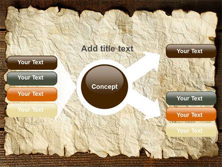 Grunge Autumn Theme PowerPoint Template Slide 15