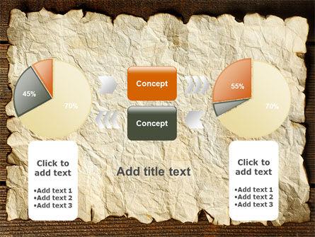 Grunge Autumn Theme PowerPoint Template Slide 16