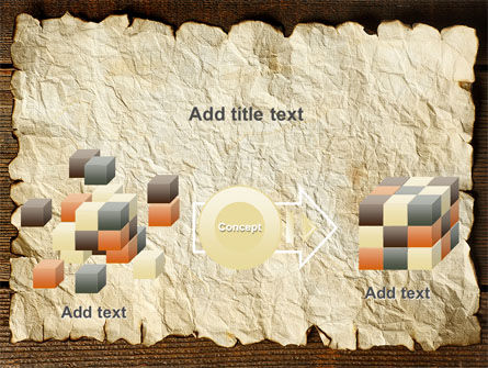 Grunge Autumn Theme PowerPoint Template Slide 17