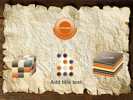 Grunge Autumn Theme PowerPoint Template Slide 19