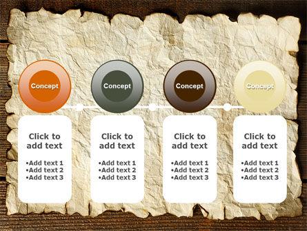 Grunge Autumn Theme PowerPoint Template Slide 5