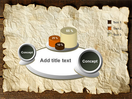 Grunge Autumn Theme PowerPoint Template Slide 6