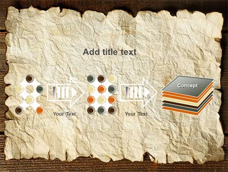 Grunge Autumn Theme PowerPoint Template Slide 9