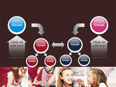 Pajama Party PowerPoint Template#19