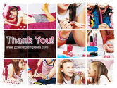 Pajama Party PowerPoint Template#20