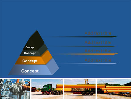 Pipeline PowerPoint Template, Slide 4, 06343, Utilities/Industrial — PoweredTemplate.com