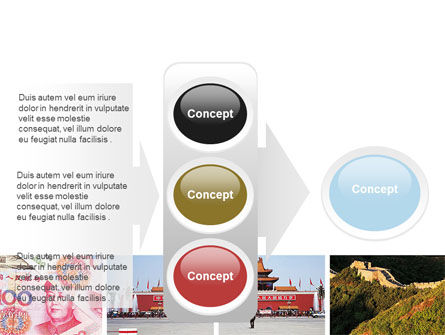 China PowerPoint Template Slide 11