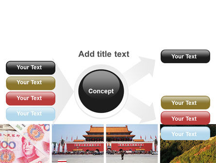 China PowerPoint Template Slide 14