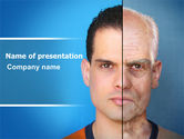 Medical: Ageing PowerPoint Template #06349