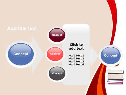 Book Knowledge PowerPoint Template Slide 17