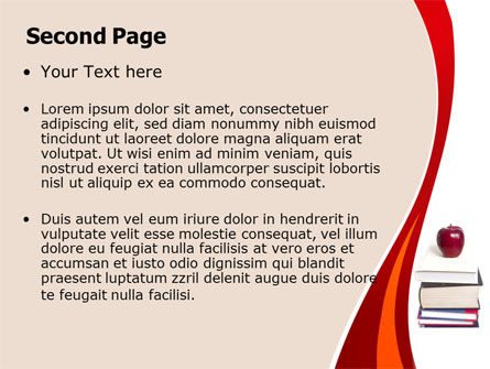 Book Knowledge PowerPoint Template Slide 2