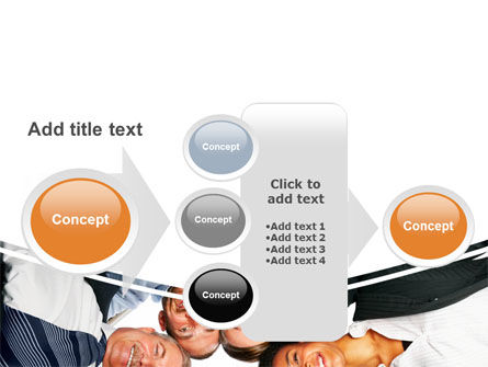 Co-workers PowerPoint Template Slide 17