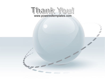 Clean Sphere PowerPoint Template Slide 20
